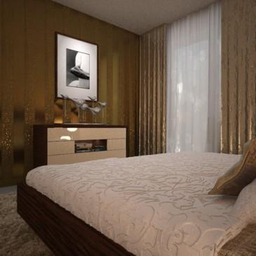 Spletni predstavitvi prodajnega programa spalnic, na pot