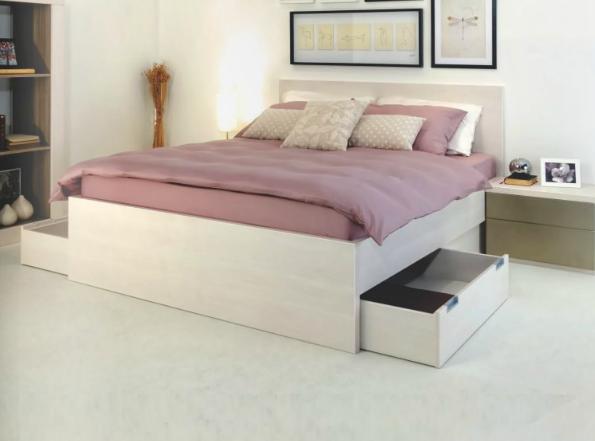zakonske postelje s predali