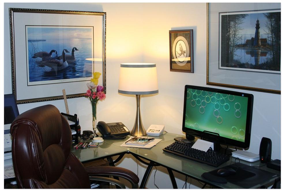 domača pisarna