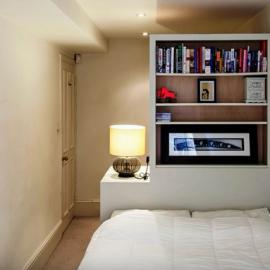 3 kratke ideje, če je vaša spalnica res zelo majhna